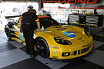 Corvette Racing C6.Rs at Sebring