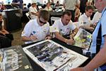 Corvette Racing C6.Rs at Sebring