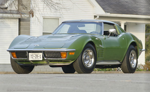 Mecum Kissimmee to Feature 12 Corvettes from the Chuck Ungurean Collection