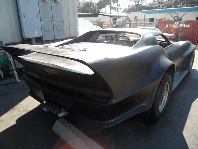 Corvettes on Craiglist: 1969 FinoVette by George Barris