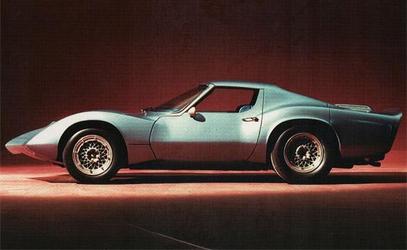 Rare Corvette Prototype Heading to 2012 Ameila Island Concours