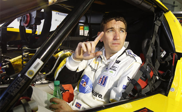 GRAND-AM: Oliver Gavin to Drive Corvette DP for Spirit of Daytona