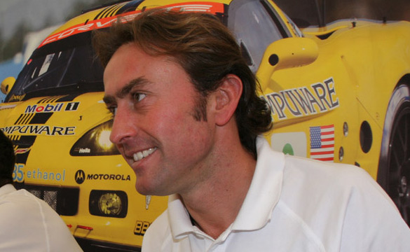 Olivier Beretta and Corvette Racing Part Company