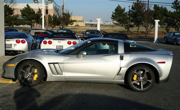 December 2011 Corvette Sales