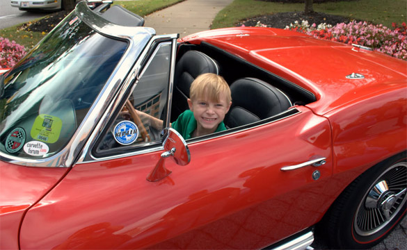 In Honor of Evan Thomason: 10th Annual Corvette Forum Fundraiser for St. Jude
