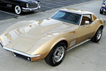 Barrett-Jackson to Auction 1969 Corvette for the Chip Miller Charitable Foundation