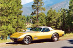 January Corvette Auction Preview – Russo and Steele