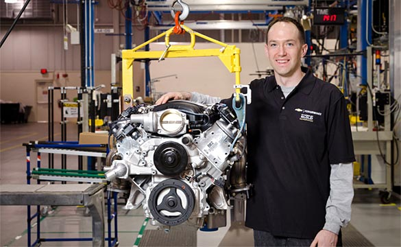 First Crate Engine Build Experience Customer Assembles His Own 505-hp LS7