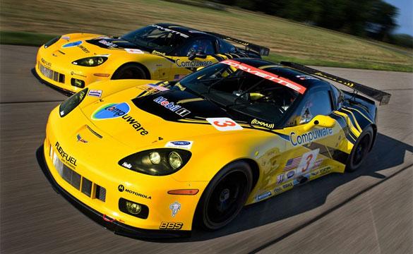 Corvette Racing Announces 2012 Driver Pairings