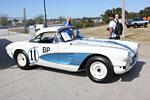 1961 Corvette Gulf Oil Race Car at Mecum's 2012 Kissimmee Auction