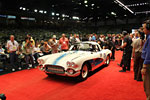 1961 Corvette Gulf Oil Race Car at Mecum's 2012 Kissimmee Auction