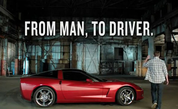[VIDEO] Chevy Driving Academy Commercial Features C6 Corvette Coupe