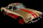 1960 JRG Special Corvette Racer Sells for $88,878 at Bonhams Paris