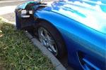 Seizure Causes Woman to Crash Camaro Into Two Corvettes