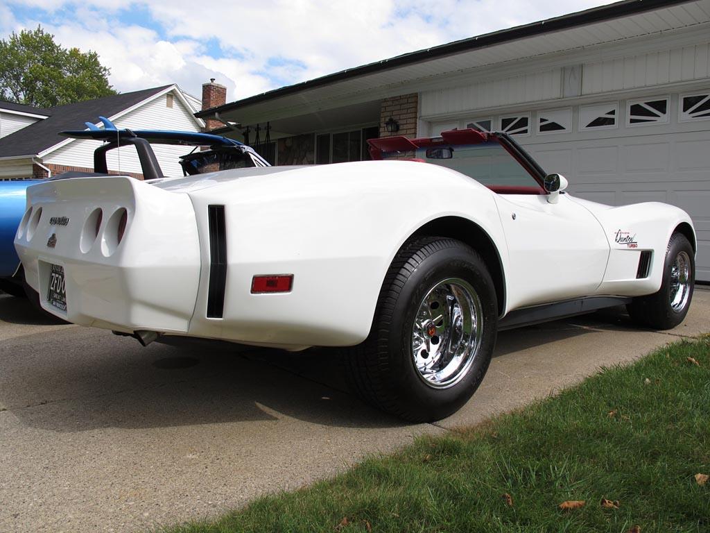 Corvettes on Craigslist: 1980 Duntov Turbo Corvette Convertible