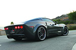 SPEED's Chop Cut Rebuild Creates a Grand Sport Tribute Corvette