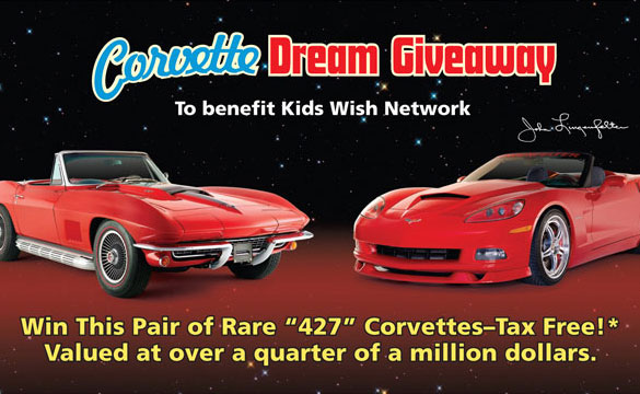 [VIDEO] Whistleblower Raises Questions on Corvette Dream Giveaway Charity