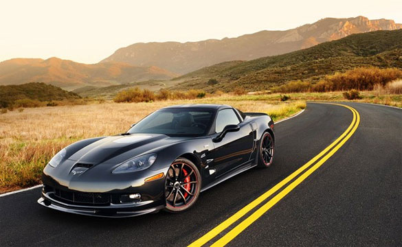 Autoblog Reviews the 2012 Corvette ZR1Centennial Edition