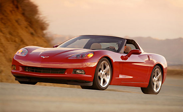 2012 Corvette Wins Intellichoice's Best Overall Value Award