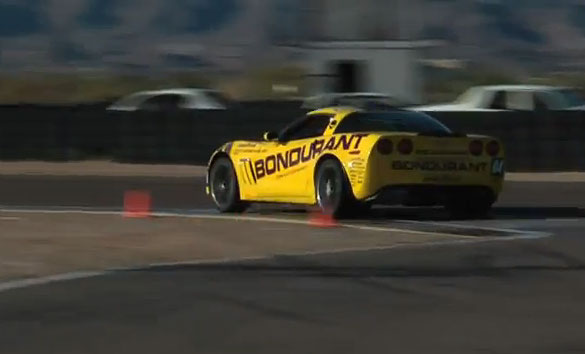 [VIDEO] Forza Motorsport Team Drives the Corvettes at Bondurant