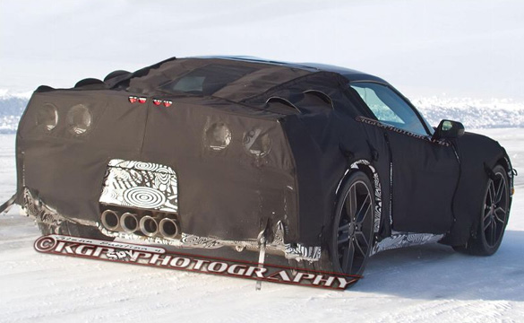 Corvette Museum Lists 2013 NAIAS for C7 Corvette Reveal