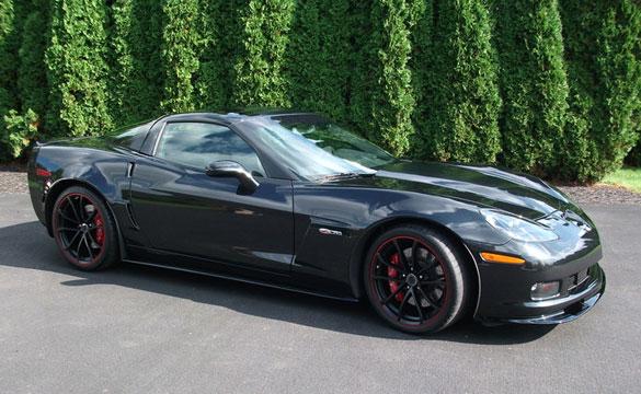 February 2012 Corvette Sales