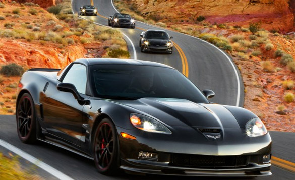Corvette Fever: Road & Track Tests Every New Corvette