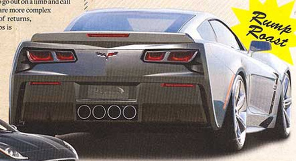 Motor Trend Predicts the C7 Corvette Model Rollouts