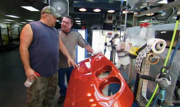 [VIDEO] Larry the Cable Guy Visits the Corvette Assembly Plant