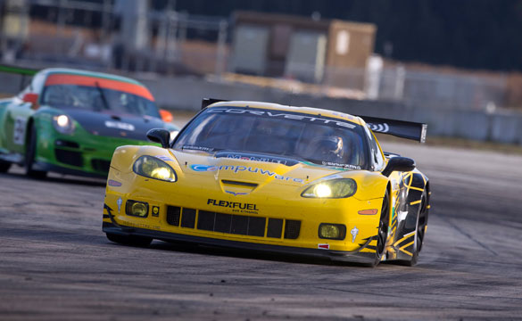 Corvette Racing to Debut New Wide-Body Race Cars in Sebring Season-Opener