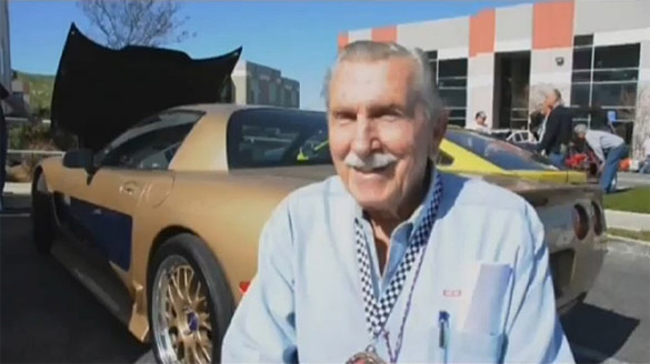 [VIDEO] Corvette Racing Legend Dick Guldstrand Talks About His Hollywood Days