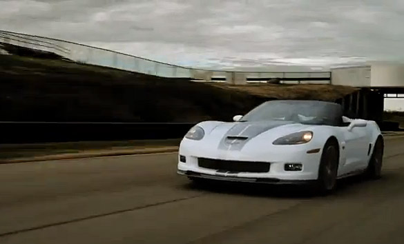 [VIDEO] Celebration of Corvette's 60th Anniversary: Candles