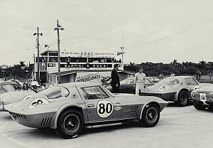 Grand Sport Corvette