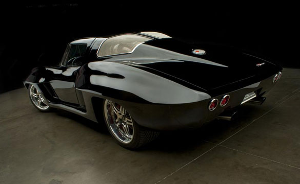 Custom 1000 hp Twin Turbo Corvette Headed to Barrett-Jackson Palm Beach