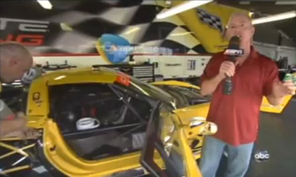 [VIDEO] Corvette Racing Tech Transfer: