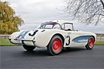 Mecum to Auction 1957 Smokey Yunick Corvette Racer at Indy Spring Classic