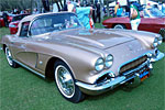 [PICS] 1962 Shop Order Styling Corvette at Amelia Island