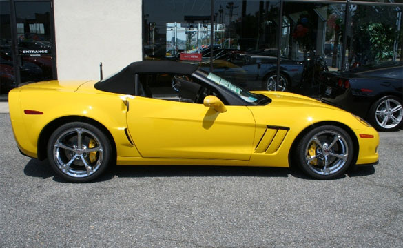 March 2012 Corvette Sales
