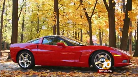 [VIDEO] Family Awarded $3.4 Million in Lawsuit against GM for a 2005 Corvette Fire