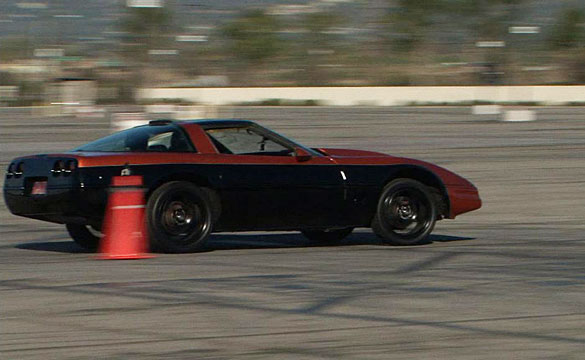 [PICS] 1986 Corvettes Customized on SPEED's Car Warriors From Us on Twitter