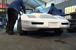 [PICS] 1986 Corvettes Customized on SPEED's Car Warriors
