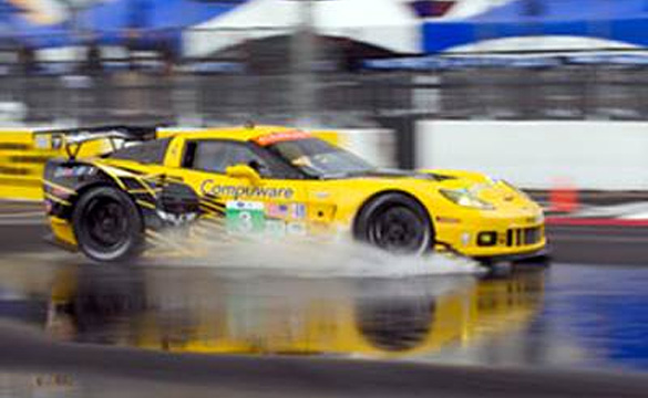 Corvette Racing's C6.Rs to Start Second and Third on Streets of Long Beach