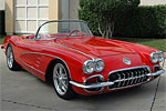 Corvette Auction Preview: Mecum Houston
