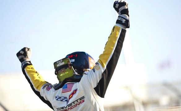 Corvette Racing Wins Long Beach ALMS