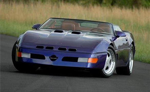 Callaway Corvette For Sale >> 1991 Callaway Corvette Speedster For Sale In Arizona