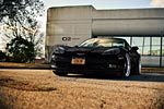 [PICS] Black Corvette Z06 Looks Awesome on D2Forged Wheels