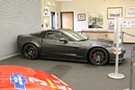 Callaway Shows Off the 25th Anniversary RPO B2K Corvette