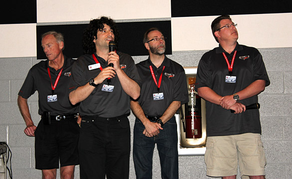 [VIDEO] What's New For 2013 Corvette Seminar at the 2012 NCM Bash