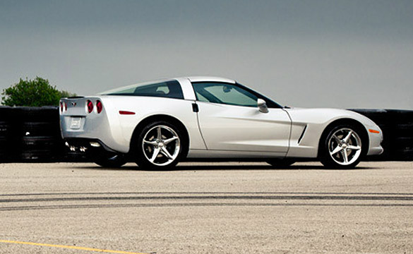 Corvette Coupes to be Sold in South Korea