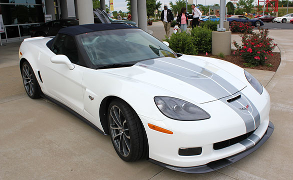 [VIDEO] 2013 Corvette Friday Walk-Around Seminar at the 2012 NCM Bash
